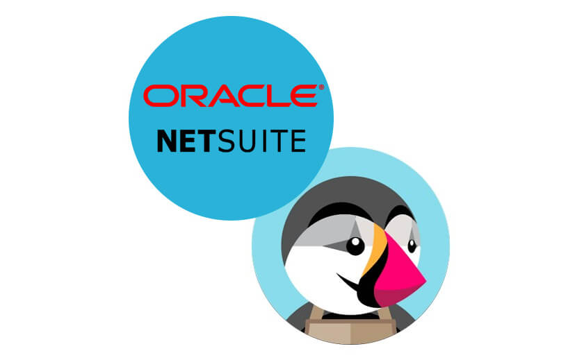 Integración de PrestaShop con NetSuite